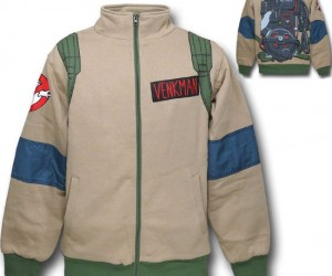 Now you won't need to call the Ghostbusters if you are a Ghostbuster!