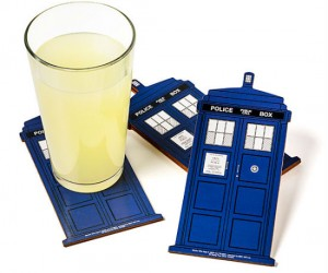 These are just for your home, we don't recommend drinking and driving the TARDIS.