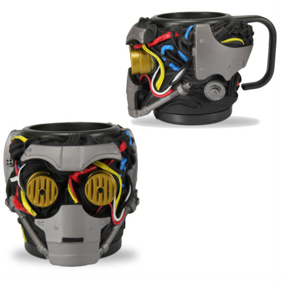 Unfinished c3po mug