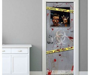 A great way to keep people out of your room!