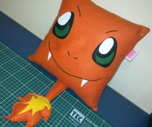 Pokemon Charmander Pillow – Who wouldn't want a pokepillow?