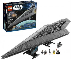 Lego Star Wars Star Destroyer – Not merely a toy but a work of art.