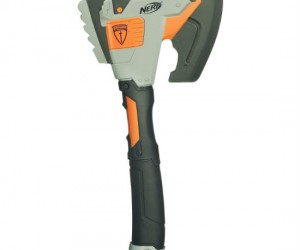 NERF Hatchet – This durable foam hatchet makes for the ultimate battle experience.