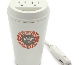 Coffee Travel Mug Power Adapter – Give your electronics the caffeine boost they need!