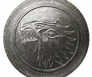 Game Of Thrones Stark Shield Replica – For the north!