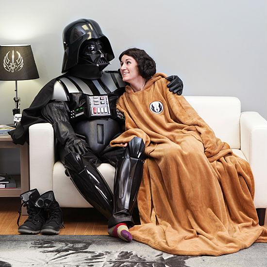 Jedi Robe Sleeved Blanket