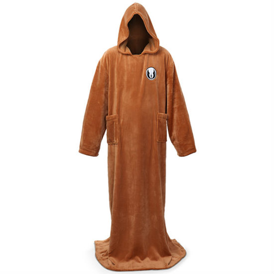 Star Wars Jedi Robe Sleeved Blanket