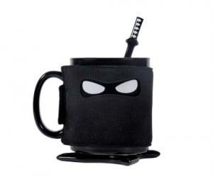 Ninja Mug –HURRY! Buy the Ninja Mug now before it DISAPPEARS!