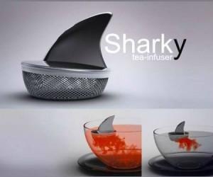 Shark Tea Infuser – It's fintastic!
