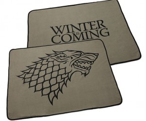 Game of Thrones Double Side Fleece Blanket – Or dare I say Game of Throws?