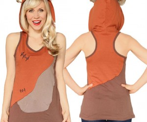 You will be so happy when you buy this tank that you will want to go sing and dance in the woods!