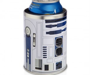 Star Wars R2D2 Can Cooler – Astromech powers activate! Form of… a can cooler!
