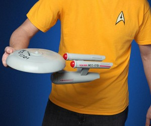 Throw into the final frontier!