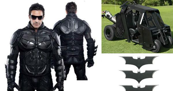 batman products