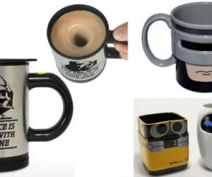 22 Mugs every geek will want to drink out of!