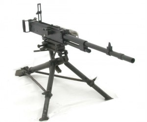 The Breda M37 8mm Paintball Machine Gun wasn't made for paintball fights it was made for paintball war!