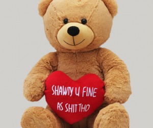 Hollabear Shawty U Fine As Shit Tho – Because every shawty deserves to be told they fine as shit once in a while.