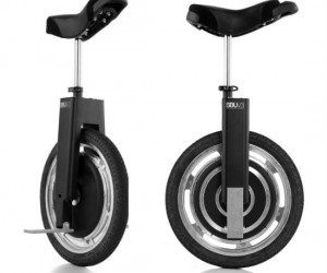 Always wanted to ride a unicycle but were too embarrassed at your lack of balance? Well have we got a product for you!