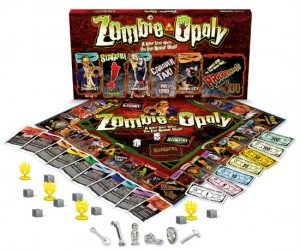 Zombie Opoly – Same classic game, with a Zombie twist!
