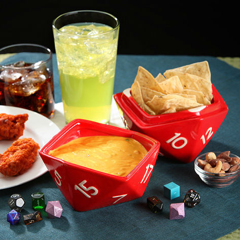 d20 bowl set in use