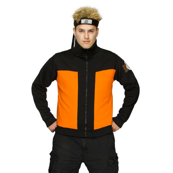 naruto track jacket