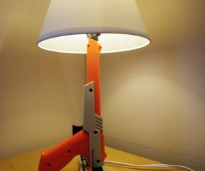 Nintendo Zapper Gun Lamp – The hunt for your new lamp is over!