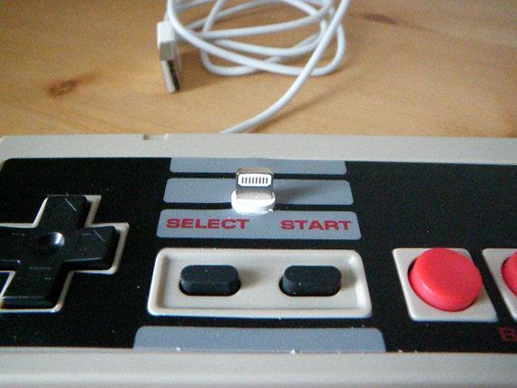 nintendo controller charging dock