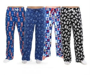 Doctor Who Pajama Pants  – Comes in 4 different styles… just what the Doctor ordered!