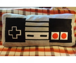 This controller may have been a little uncomfortable on the hands, but it will be more than comfortable for your head!