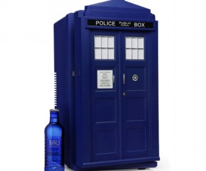 TARDIS Mini Fridge – Smaller on the outside
