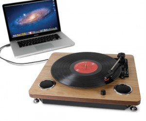 Out with the old and in with the new! Convert all your vinyls into MP3s with ease!