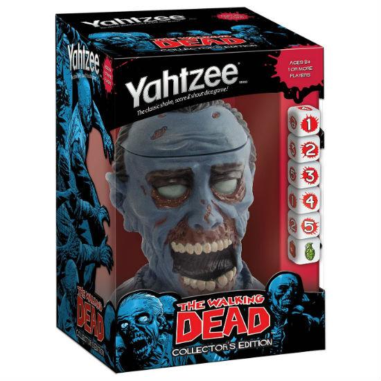 walking dead yahtzee