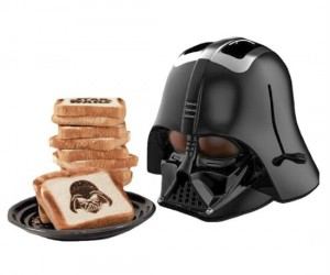 For anyone who likes their toast a little on the… Dark Side