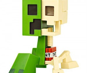 Ever wonder what makes a creeper tick? Or blow up?