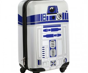 Star Wars R2D2 Carry On Luggage – This droid will help you with your Holiday travels so you can keep calm and carry on!