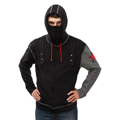 winter soldier hoodie