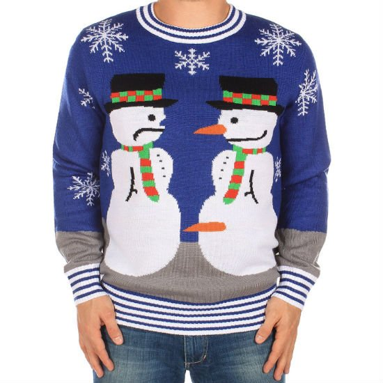 Frosty The Nose Thief Ugly Sweater Shut Up And Take My Money