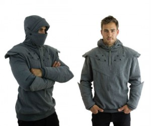 The Knight Hoodie – Be her knight in soft cotton armor!