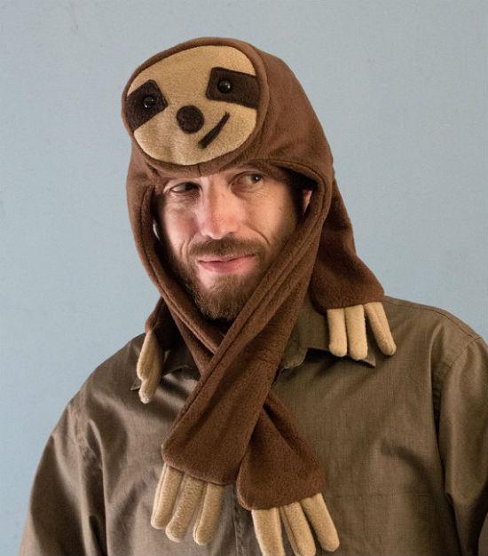sloth-hat