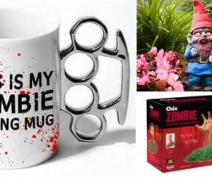 The Ultimate Zombie Lover's Gift Guide – 30 Awesomely Undead Products!