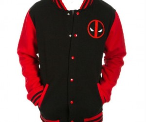 Deadpool Letterman Jacket – The best looking jacket at Marvel High!