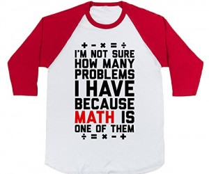 Math may not be your strongpoint but style and comfort sure are!