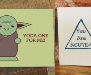 16 Geeky Valentine's Day Cards for the Most Adorkable Couples