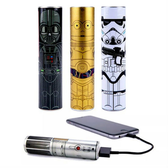 star wars phone charger