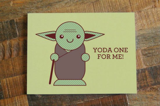 yoda-one-for-me-card