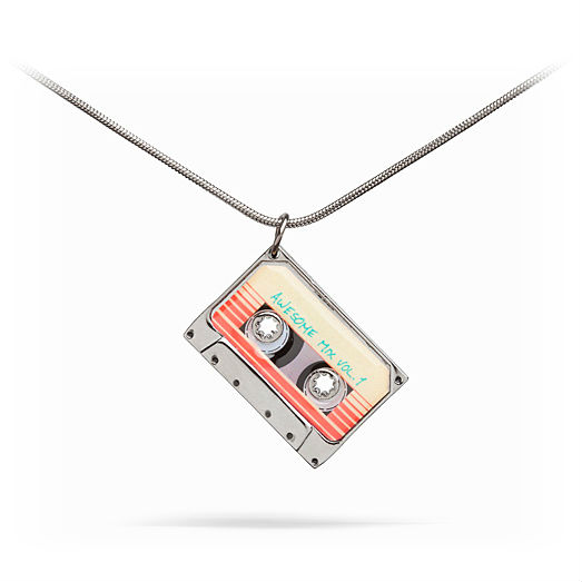 gotg awesome mix pendant