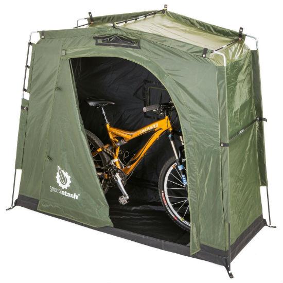 yardstash bike tent