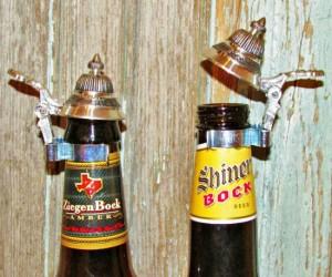 Every time you drink from a bottle it will feel like Oktoberfest!