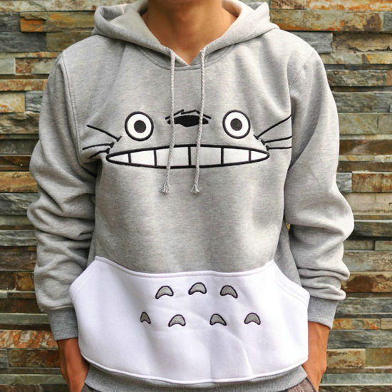 my neighbor totoro hoodie