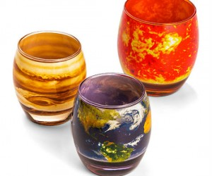 Planetary Shot Glass Set –Perfect for astronomers, astrologers, and people who like to drink!